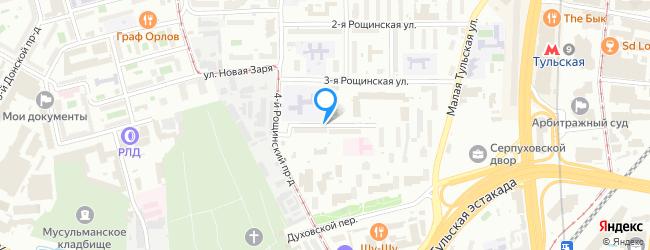 проезд Нижний Михайловский 1-й