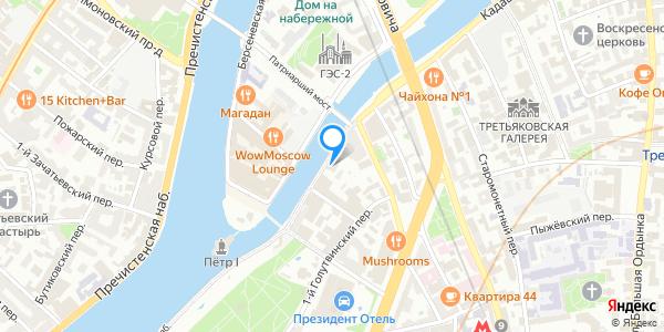 Головной офис банка Новикомбанк