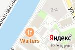 Схема проезда до компании АКБ НОВИКОМБАНК в Москве