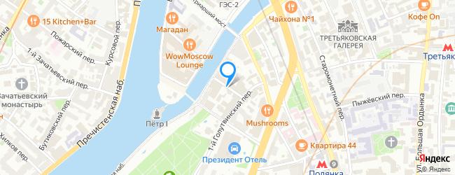 переулок Голутвинский 4-й