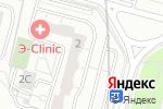 Схема проезда до компании Skin в Москве