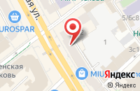 Схема проезда до компании Сарас-Мед в Москве