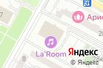 Схема проезда до компании Аквазоомаркет в Москве