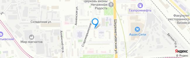 проезд Марьиной Рощи 11-й