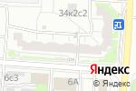 Схема проезда до компании Мастерская по ремонту обуви и изготовлению ключей на ул. Газопровод в Москве