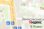 Схема проезда до компании Город мастеров в Туле