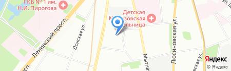 Кошкина и Партнеры на карте Москвы