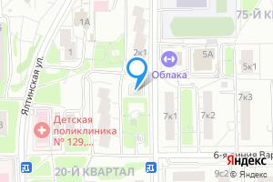 Однокомнатная квартира в Москве м. Варшавская, Артековская улица, 2А