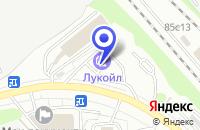 Схема проезда до компании АВТОСЕРВИСНОЕ ПРЕДПРИЯТИЕ Д И КО в Москве