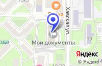 Схема проезда до компании КБ МОСЖИЛСТРОЙБАНК в Москве