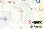 Схема проезда до компании Коготки в Москве