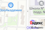 Схема проезда до компании VобразЕ в Москве