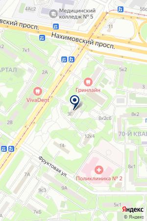 ЮРИДИЧЕСКАЯ ФИРМА ЮРМЕТЦЕНТР на карте Москвы