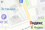 Схема проезда до компании СТЕЛАЙН в Москве