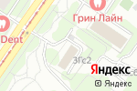 Схема проезда до компании Семнотек в Москве