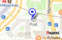 Схема проезда до компании Эра 3Д в Москве