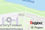 Схема проезда до компании My-Garage в Москве