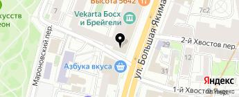 РОЛЬФ-Премиум BMW M Boutique на карте Москвы