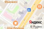 Схема проезда до компании Айкрафт в Осиновой Горе
