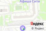 Схема проезда до компании Fartuna Best в Москве