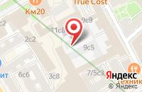 Схема проезда до компании Редакция Журнала «Законность» в Москве