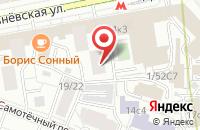 Схема проезда до компании Рск Развитие в Москве
