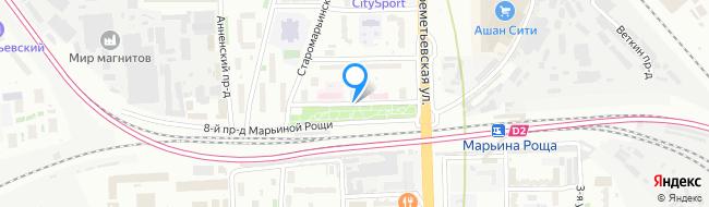 проезд Марьиной Рощи 9-й