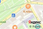 Схема проезда до компании Семирамис в Москве