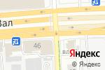 Схема проезда до компании Mega-kids.ru в Москве