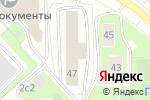 Схема проезда до компании Интеллектуальные программы в Москве