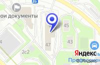 Схема проезда до компании ПАРФЮМЕРНЫЙ МАГАЗИН АЛЕКВЮР в Москве