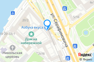 Комната в четырехкомнатной квартире в Москве ул. Серафимовича, 2