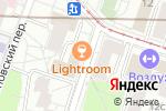 Схема проезда до компании Sbubnom в Москве