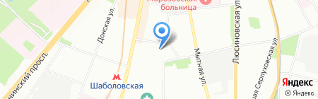 Marie Claire на карте Москвы