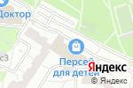 Схема проезда до компании Коммерстиль в Москве