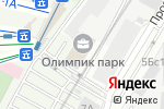 Схема проезда до компании Гебемот в Москве