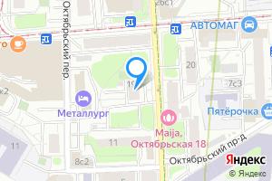 Комната в двухкомнатной квартире в Москве ул Октябрьская, д 19