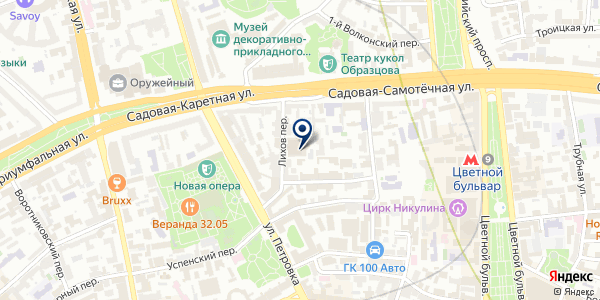 СЕРВИСНЫЙ ЦЕНТР ASC-АВТО на карте Москве