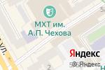 Схема проезда до компании Фестиваль Золотая маска в Москве
