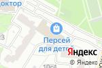Схема проезда до компании Fitcurves в Москве