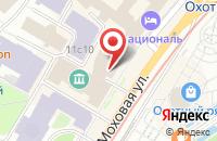 Схема проезда до компании Рекламная Группа Плакарт в Москве