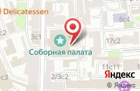 Схема проезда до компании Эй Би-Видео в Москве