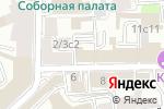 Схема проезда до компании Каретный двор в Москве