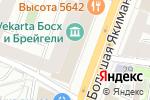 Схема проезда до компании Вивальдино в Москве