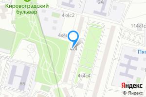 Сдается комната в двухкомнатной квартире в Москве Сумской пр., 4к4