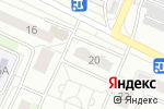 Схема проезда до компании Норд-Ост 2 в Москве