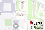 Схема проезда до компании Центр Независимых Экспертиз в Москве