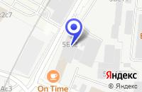 Схема проезда до компании ДИЗЕЛЬ ПЛЮС в Москве