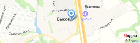 Амбулатория на карте Стрелково