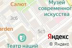 Схема проезда до компании Юрисдикция в Москве